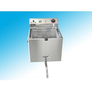Fripteuza electrica de banc - 8L - 400V