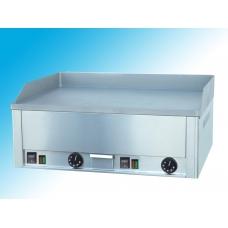 Grill electric de banc - 660x530x220 - suprafata neteda sau 1/2 neteda 1/2 striata