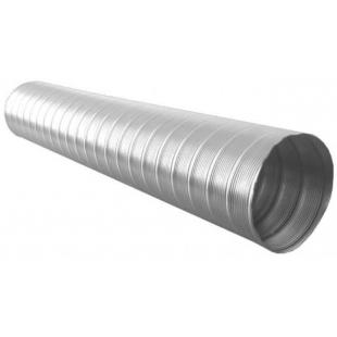 Tub flexibil inox diam. 200 mm rezistent la temperaturi ridicate