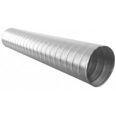 Tub flexibil inox diametru 100 mm rezistent la temperaturi ridicate