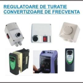 Regulatoare turatie / Convertizoare frecventa