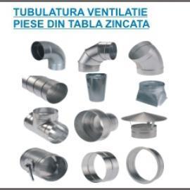Tubulatura ventilatie